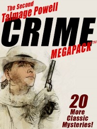 Cover Second Talmage Powell Crime MEGAPACK (R)