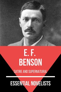 Cover Essential Novelists - E. F. Benson