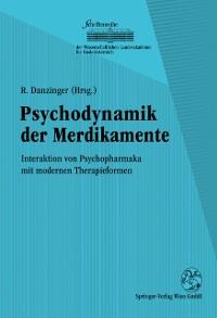 Cover Psychodynamik der Medikamente