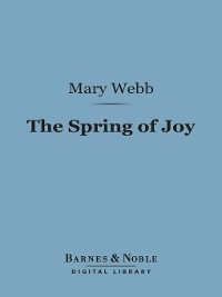 Cover The Spring of Joy