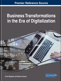 Cover Business Transformations in the Era of Digitalization
