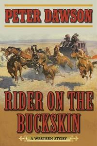 Cover Rider on the Buckskin