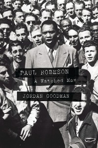 Cover Paul Robeson