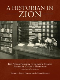 Cover A Historian in Zion