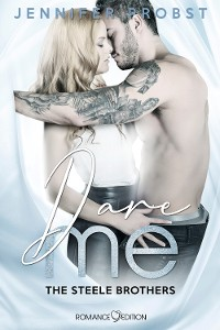 Cover The Steele Brothers: Dare me
