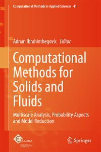 Cover Computational Methods for Solids and Fluids