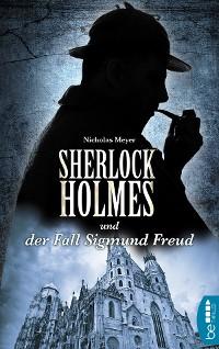 Cover Sherlock Holmes und der Fall Sigmund Freud
