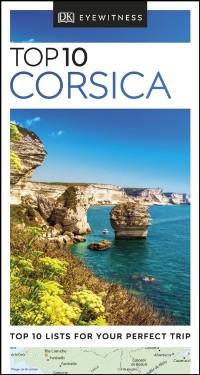 Cover DK Eyewitness Top 10 Corsica