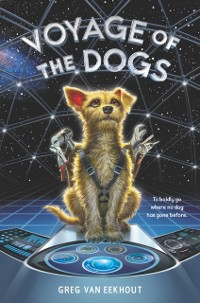 Cover Voyage of the Dogs