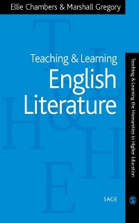 Cover Teaching and Learning English Literature