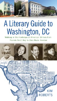 Cover A Literary Guide to Washington, DC