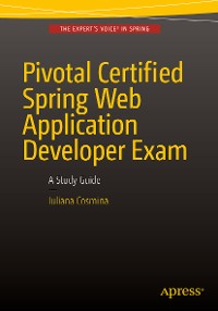 Cover Pivotal Certified Spring Web Application Developer Exam