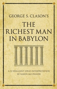 Cover George Clason's The Richest Man in Babylon