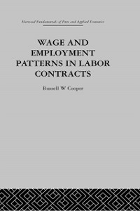Cover Wage & Employment Patterns in Labor Contracts