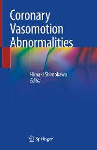 Cover Coronary Vasomotion Abnormalities