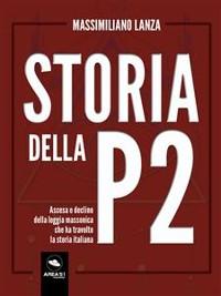 Cover Storia della P2