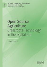 Cover Open Source Agriculture