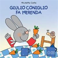 Cover Giulio Coniglio fa merenda