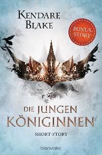 Cover Die jungen Königinnen