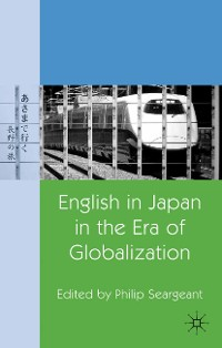 Cover English in Japan in the Era of Globalization