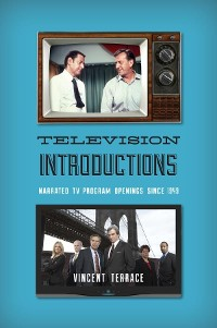 Cover Television Introductions