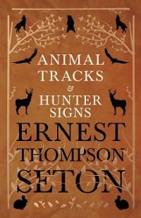 Cover Animal Tracks and Hunter Signs