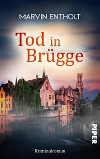 Cover Tod in Brügge