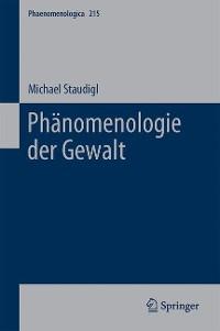 Cover Phänomenologie der Gewalt
