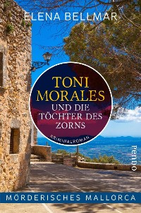 Cover Mörderisches Mallorca – Toni Morales und die Töchter des Zorns