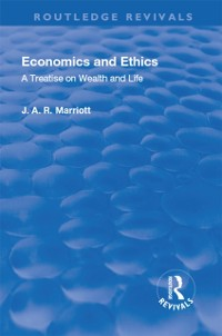 Cover Revival: Economics and Ethics (1923)