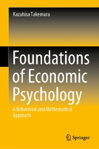 Cover Foundations of Economic Psychology