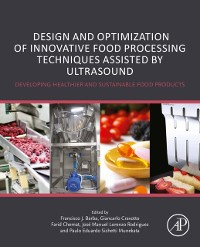 Cover Design and Optimization of Innovative Food Processing Techniques Assisted by Ultrasound