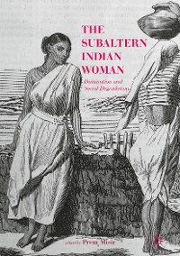 Cover The Subaltern Indian Woman