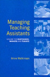 Cover Managing Teaching Assistants