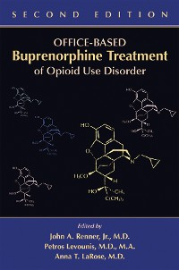 Cover Handbook of Office-Based Buprenorphine Treatment of Opioid Dependence