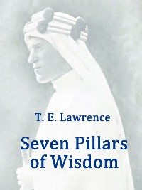 Cover Seven Pillars of Wisdom