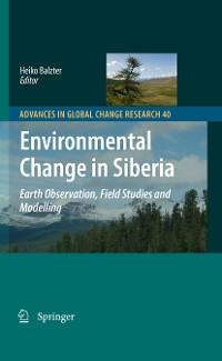 Cover Environmental Change in Siberia