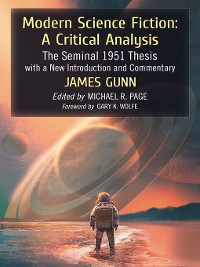 Cover Modern Science Fiction