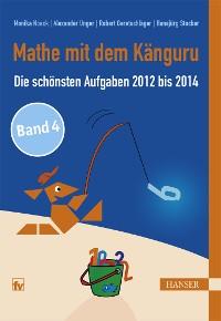 Cover Mathe mit dem Känguru 4