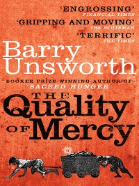 Cover The Quality of Mercy