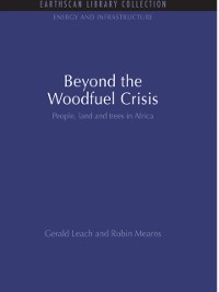 Cover Beyond the Woodfuel Crisis