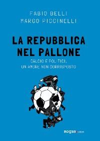 Cover La Repubblica nel pallone