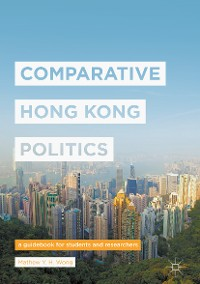 Cover Comparative Hong Kong Politics