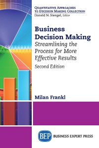 Cover Business Decision Making, Second Edition