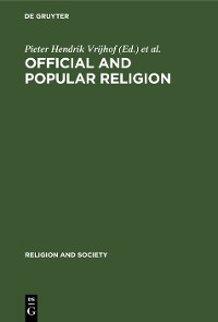 Cover Official and Popular Religion