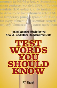 Cover Test Words You Should Know