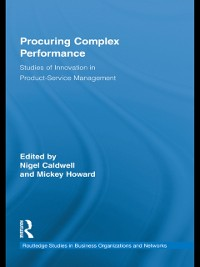 Cover Procuring Complex Performance