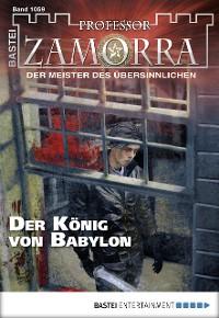 Cover Professor Zamorra - Folge 1059