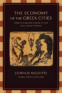 Cover The Economy of the Greek Cities