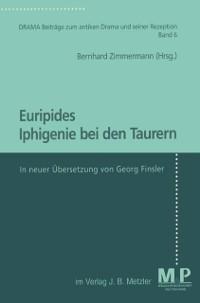 Cover Euripides, Iphigenie bei den Taurern